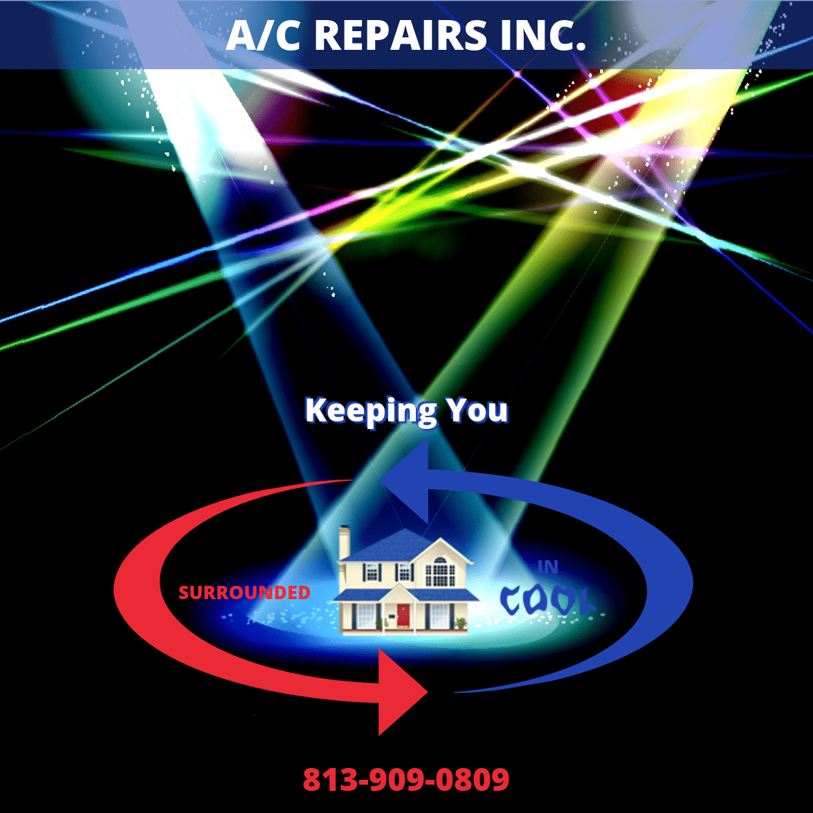 A/C Repairs Inc. for Tampa on Instagram