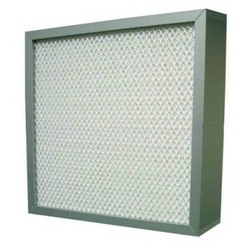 pleated HEPA air filter