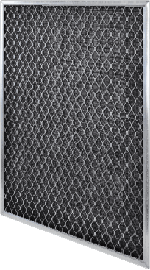 electrostatic washable air filter