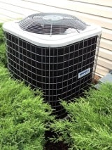 HVAC Maintenance - check condenser air flow every month