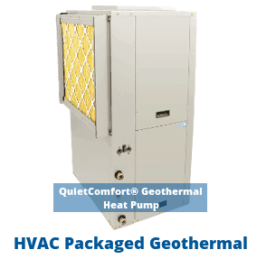 HVAC Systems - Packaged Geothermal
