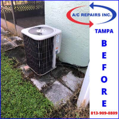 tampa-ac-replacement-before