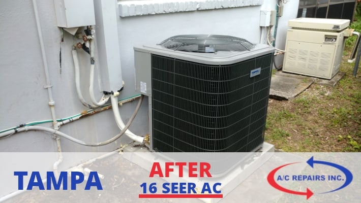 Tampa after image one 16 seer ac